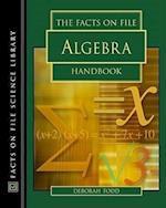 The Facts on File Algebra Handbook