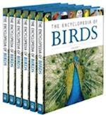 The Encyclopedia of Birds Set, 6 Volumes