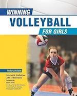 Winning Volleyball for Girls (Winning Sports for Girls Library)