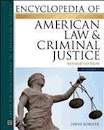 Encyclopedia of American Law & Criminal Justice (Facts on File Library of American History)