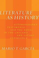Literature As History af Mario T. Garcia