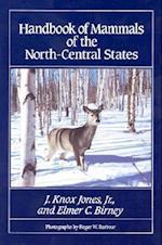 Handbook Mammals No Centr af J. Knox Jones, Elmer C. Birney