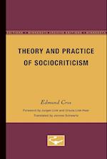 Theory and Practice of Sociocriticism af Edmond Cros