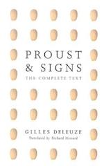 Proust and Signs af Gilles Deleuze, Richard Howard