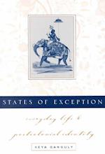 States of Exception af Keya Ganguly
