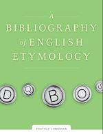 Bibliography of English Etymology