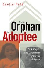 From Orphan to Adoptee (Difference Incorporated)