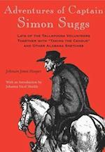 Adventures of Captain Simon Suggs af J. Hooper, Johnson Jones Hooper