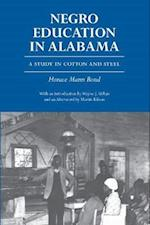 Negro Education in Alabama Negro Education in Alabama Negro Education in Alabama af Horace Mann Bond