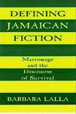 Defining Jamaican Fiction