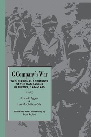 G Company's War