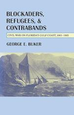 Blockaders, Refugees, and Contrabands af George E. Buker