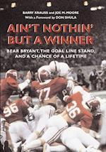 Ain't Nothin' But a Winner af Joe M. Moore, Barry Krauss