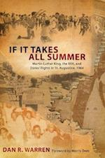 If It Takes All Summer af Dan R. Warren