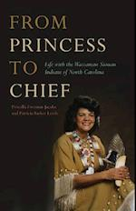 From Princess to Chief af Patricia Barker Lerch, Priscilla Freeman Jacobs