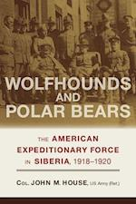 Wolfhounds and Polar Bears af John M. House