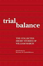 Trial Balance (The Library of Alabama Classics)