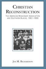 Christian Reconstruction af Joe M. Richardson