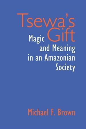 Tsewa's Gift af Michael Brown