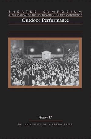Theatre Symposium, Vol. 17