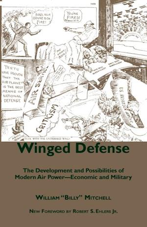 Winged Defense af William Mitchell