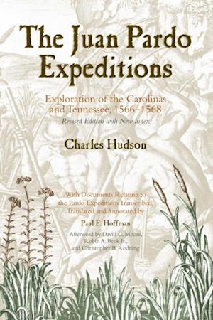 Juan Pardo Expeditions af Charles Hudson
