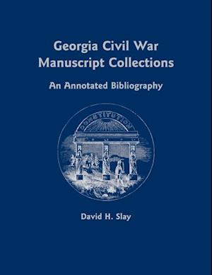 Georgia Civil War Manuscript Collections