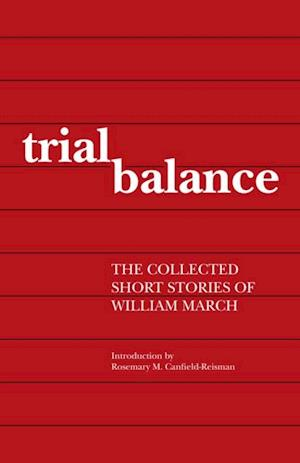 Trial Balance af William March