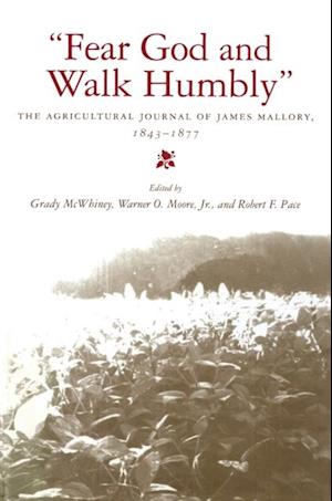 'Fear God and Walk Humbly'
