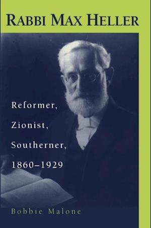 Rabbi Max Heller af Barbara S. Malone
