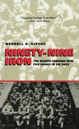 Ninety-Nine Iron af Wendell Givens