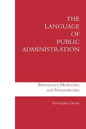 Language of Public Administration af David John Farmer