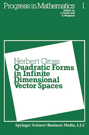 Quadratic Forms in Infinite Dimensional Vector Spaces