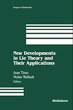 New Developments in Lie Theory and Their Applications (Progress in Mathematics, nr. 105)