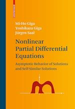 Nonlinear Partial Differential Equations : Asymptotic Behavior of Solutions and Self-Similar Solutions af Mi-Ho Giga, Jürgen Saal, Yoshikazu Giga
