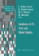 Goodness-of-fit Tests and Model Validity af C Huber Carol, M Mesbah, Mikhail Nikulin