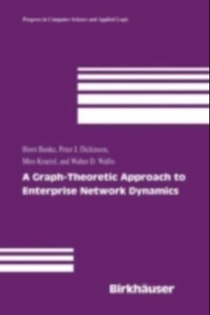 Graph-Theoretic Approach to Enterprise Network Dynamics