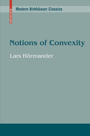 Notions of Convexity