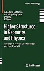 Higher Structures in Geometry and Physics (Progress in Mathematics, nr. 287)