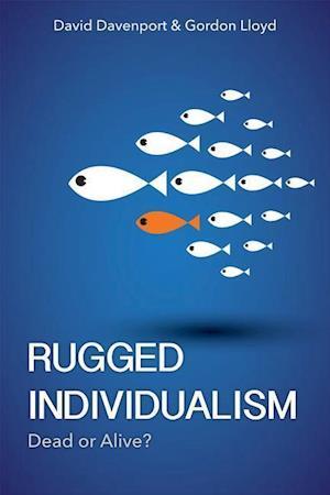 Bog, hardback Rugged Individualism af David Davenport