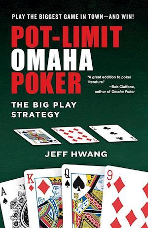 Bog, hæftet Pot-limit Omaha Poker af Jeff Hwang