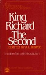 King Richard II (Contemporary Shakespeare Series, nr. 10)