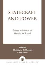 Statecraft and Power af David Tucker