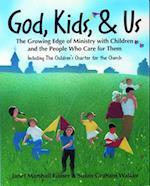 God, Kids and Us af Susan Walker, Janet Marshall Eibner
