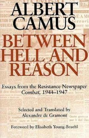 Bog, paperback Between Hell and Reason af Albert Camus