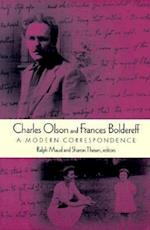 Charles Olson and Frances Boldereff af Charles Olson