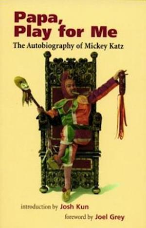 Bog, paperback Papa, Play for Me af Mickey Katz