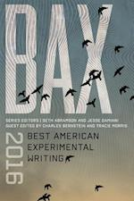 Bax (Best American Experimental Writing)