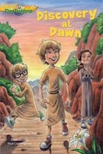 Discovery at Dawn (Gospel Time Trekkers #6) af Paul Cunningham