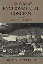 The Ethics of Environmental Concern 2nd Edition